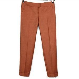 The Limited Drew Fit Rust/Burnt Orange Pants